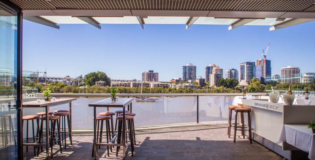 Weddings, Parties, Functions & Venue Hire at Fridays Waterfront Views Brisbane