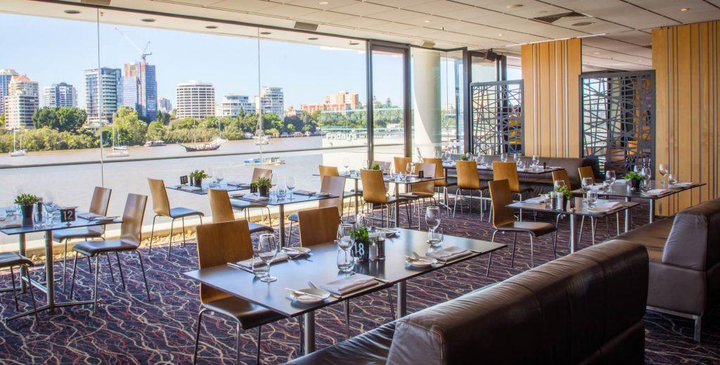 Eat & Drink Fridays Riverside Bar Waterside Views Brisbane